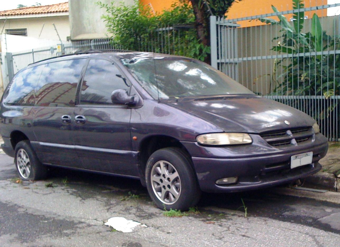 Chrysler Grand Caravan Carros 211 Rf 195 Os