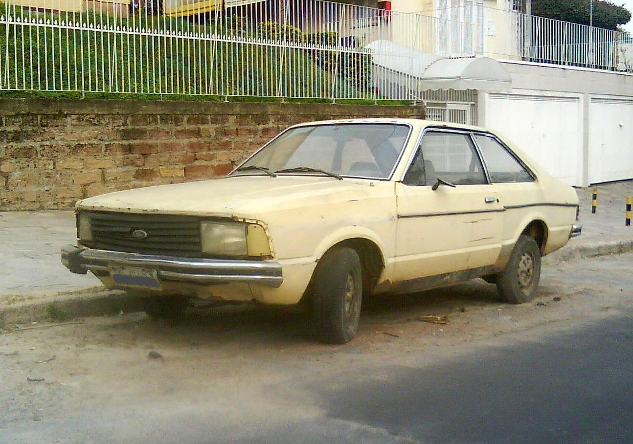 Ford Corcel II (9) | CARROS ÓRFÃOS