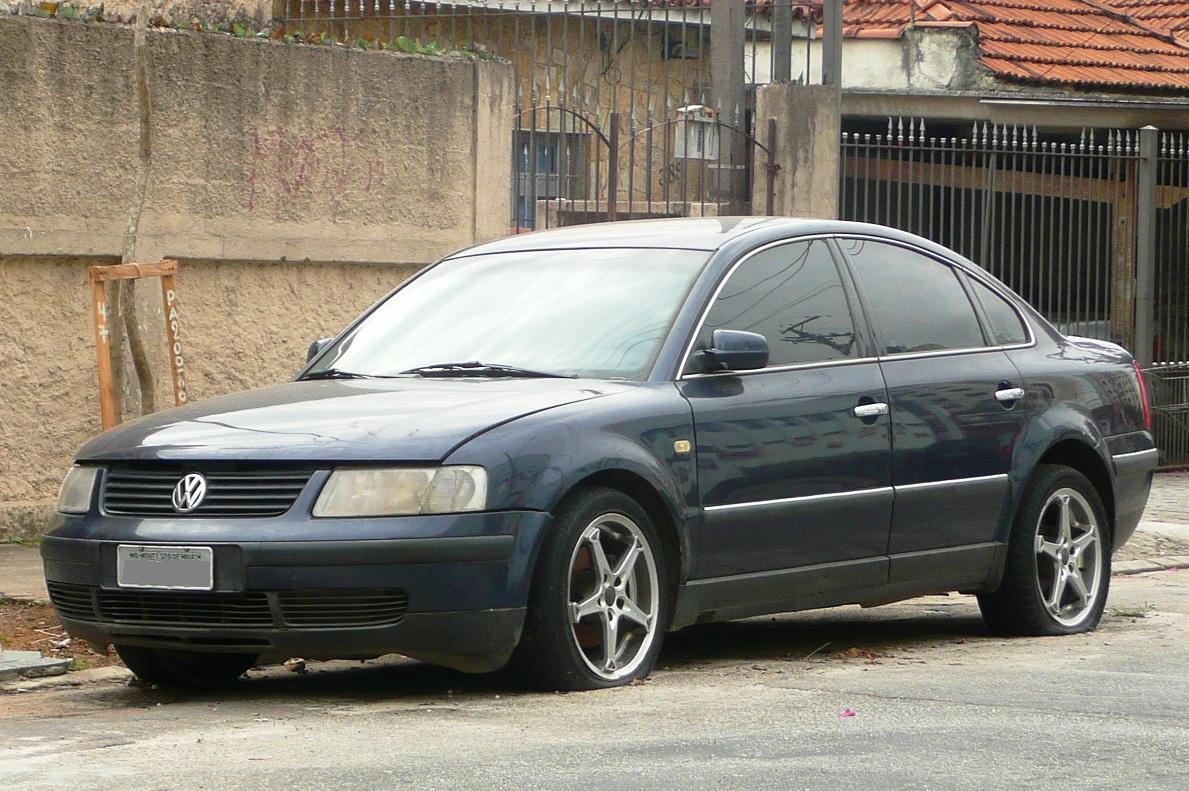 Volkswagen Passat Alem 227 O 5 Carros 211 Rf 195 Os